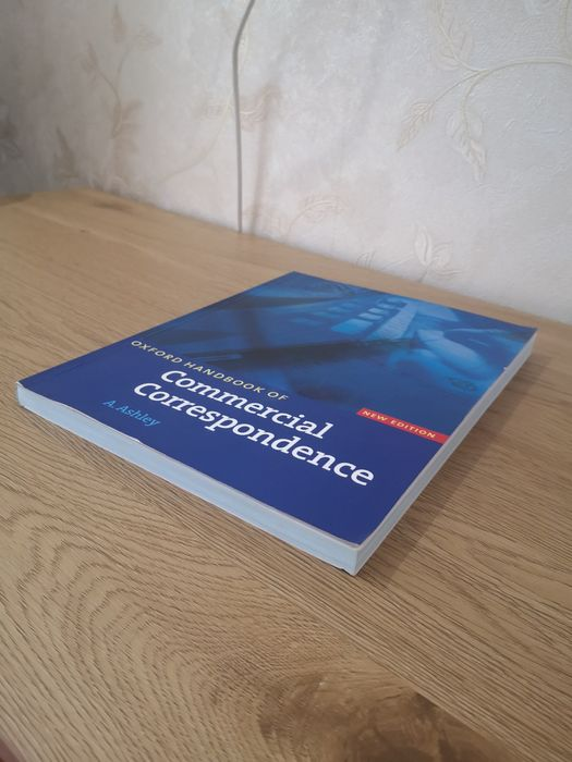 Книга Commercial Correspondence Ирпень - изображение 1