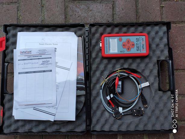 Tester parametrów elektrycznych-Delta tech-Mega Promocja