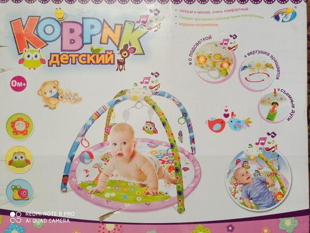 Продам детский музыкальный коврик