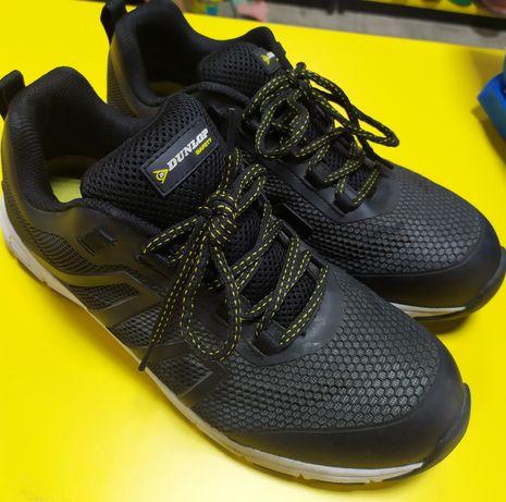 Кроссовки,обувь рабочая с железным носком Dunlop 44 разм. 28,5 стелька