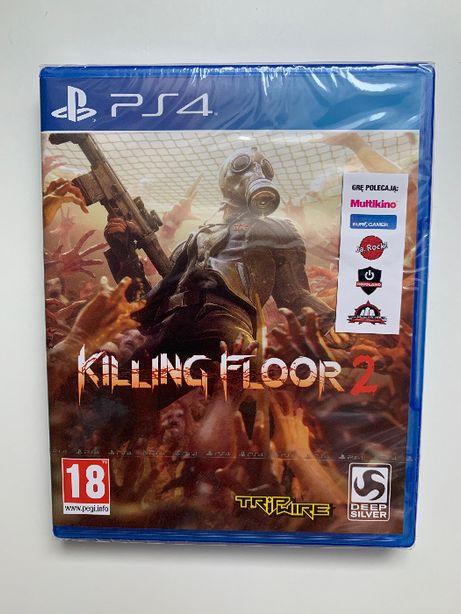 KILLING FLOOR 2 PS4 Nowa w Folii Polska Wersja