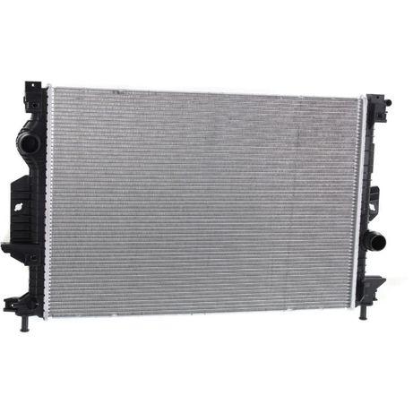 Радиатор воды охлаждения основной ford c-max форд си макс