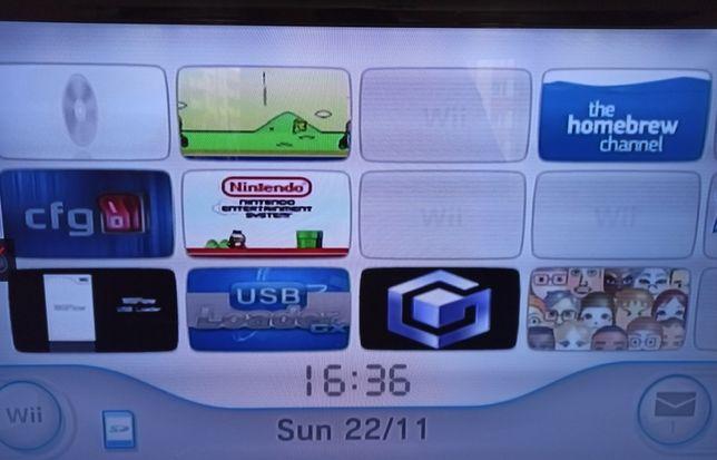 Konsola Wii + Softmod