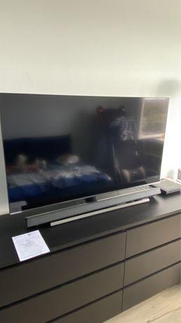 Telewizor Samsung 55 + soundbar samsung