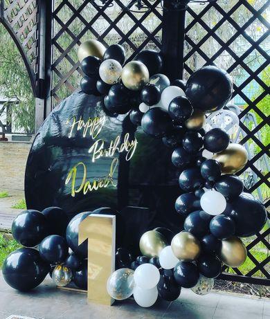 Фотозона  день рождения на годик