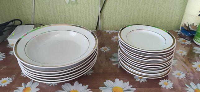 Набор посуды,тарелки