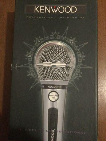 Продам микрофон Kenwood