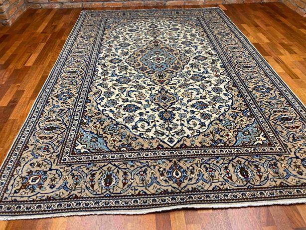 Nowy dywan perski kaszmirowy Keshan 300x200 sklep 25 tys