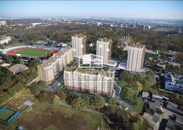 Продам 2-комнатную квартиру в новом ЖК Люксембург Парк Горького