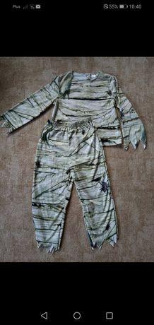 Strój kostium dla chłopca. Pajaki