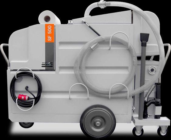 Filtracja wymiana czyszczenie maszyn z oleju chłodziwa