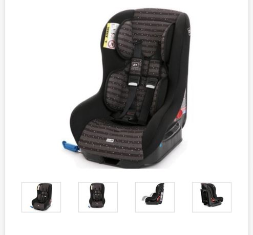 Cadeira auto bebe ZY Safe grupo 0/1