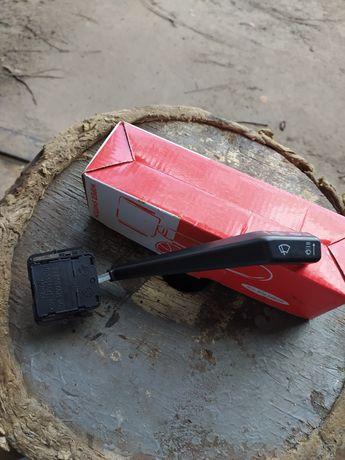 Переключатель дворников и ручка привода стеклоподъёмника на ВАЗ
