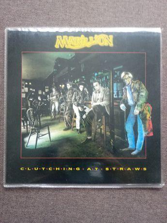 "Marillion ""Clutching at straws"" Winyl,płyta winylowa."