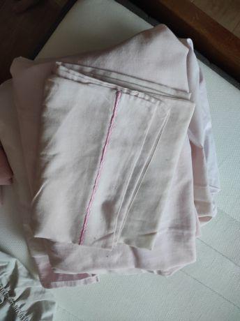 Conjunto lençóis e fronha cama solteiro