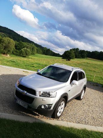 Chevrolet Captiva 2.2D skóra 4x4 7os 184km faktura!!