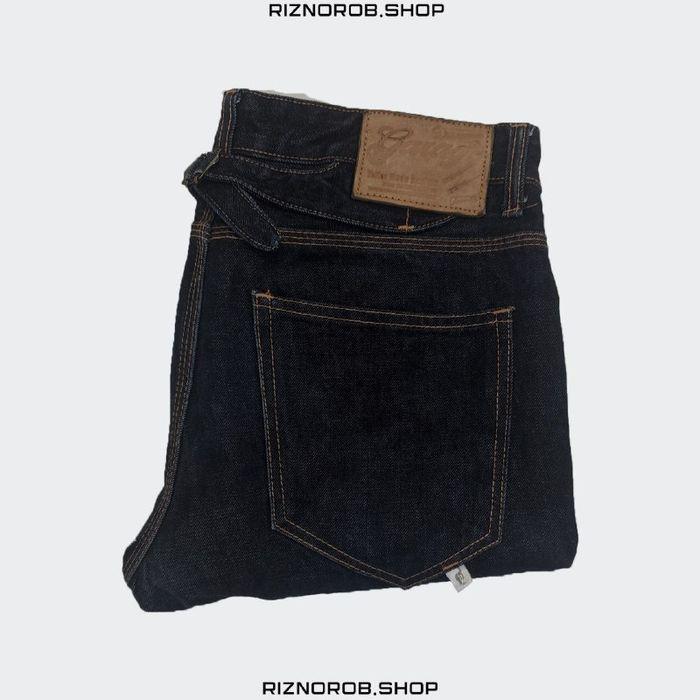 Selvedge denim jeans momotaro samurai Киев - изображение 1