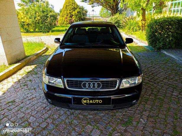 Audi A4 Avant 1.9 TDI Attraction EC