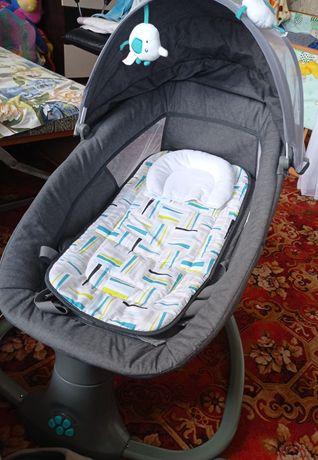 Кресло качалка для детей,укачивающий центр