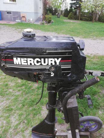 Silnik zaburtowy Merkury 2.2