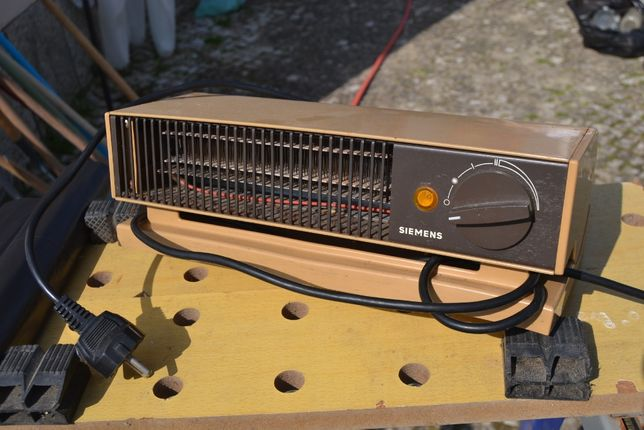 Ventilador de ar quente e frio da Siemens