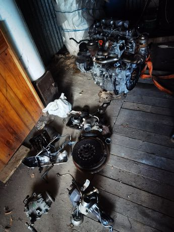 honda Crv3 silnik 2.2 diesel N22a2
