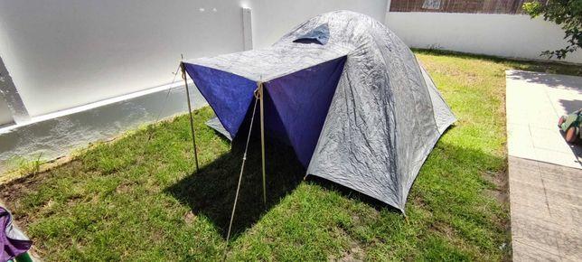 Tenda 4 Pessoas   190x230   Usada   Campismo   Acampamento
