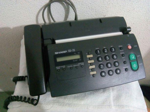Fax/Telefone Sharp UX-70