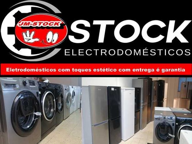 JM-STOCK Eletrodomésticos com toques estético com entrega é garantia
