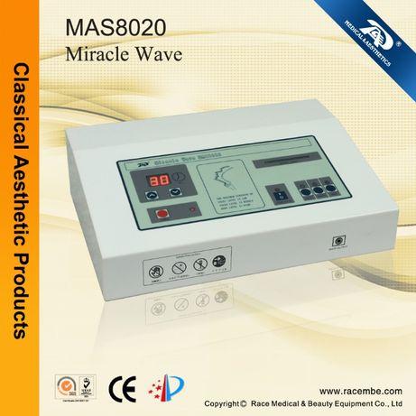 Аппарат микротоки для лица и тела с волшебными перчатками MAS8020
