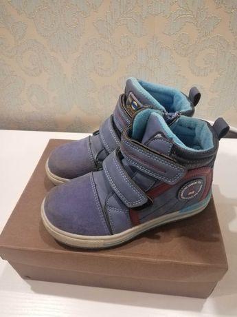 Детские осенние-весенние ботинки