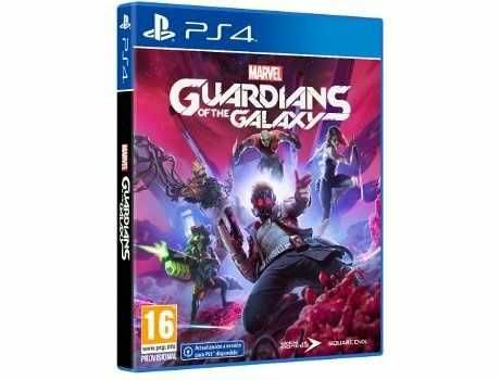 Guardians of the Galaxy PS4 e PS5