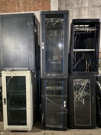Шкаф серверный коммутационный