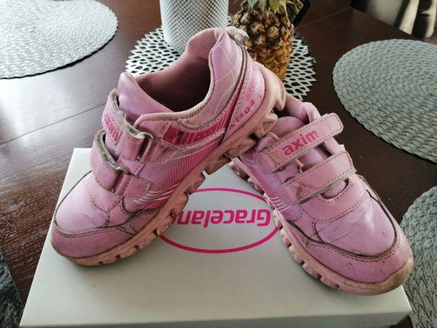 Buty dla dziewczynki adidasy rozm. 34