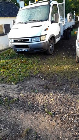 Iveco daily 35c13 2.8 130 KM wywrotka 3 stronna