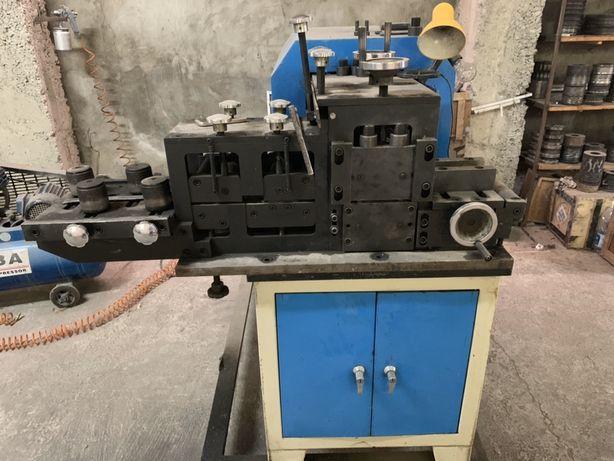 Прокатный станок по холодному металлу для кузнечных изделий