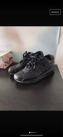 Buty czarne nike air max