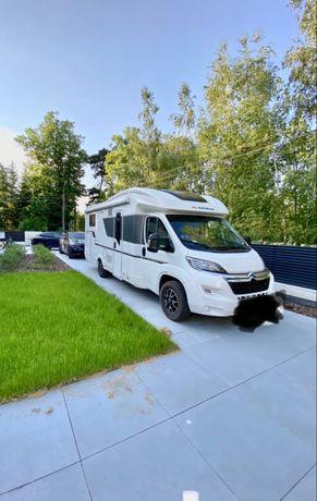 Kamper Adria Matrix 670sc gotowy na urlop