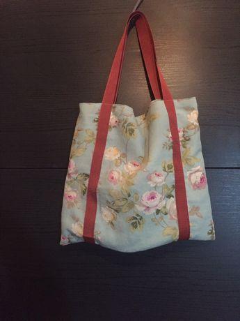Torba shopper zakupowa torebka