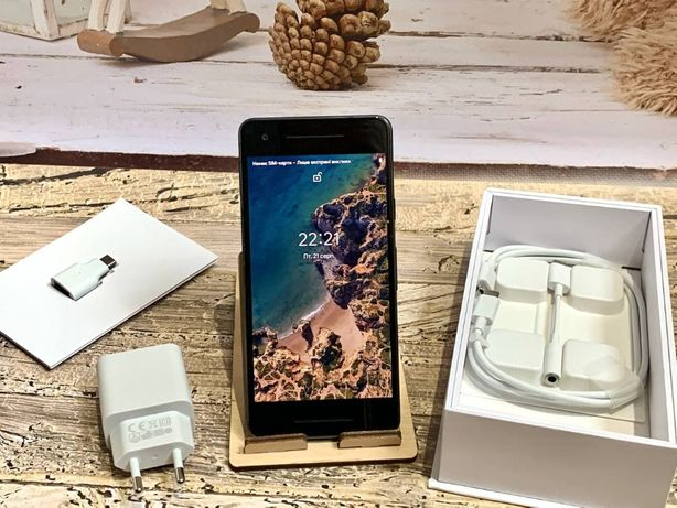 НОВЫЙ Google Pixel 2, 10-11 Android, Обновления! Гарантия (LG G7, G8)
