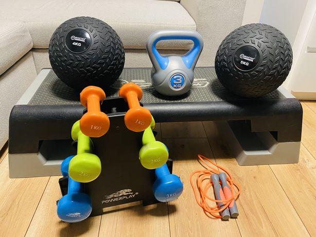 Zestaw Fitness do ćeiczeń