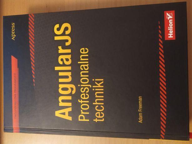 AngularJS - profesjonalne techniki, Adam Freeman, 632 strony, Helion