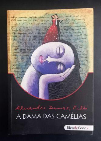 Romance - A Dama das Camélias de Alexandre Dumas, Filho
