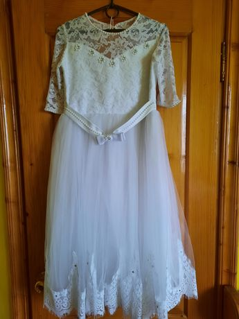 Нарядне плаття для Першого причасття