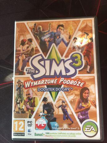 the sims 3 wymarzone podróże