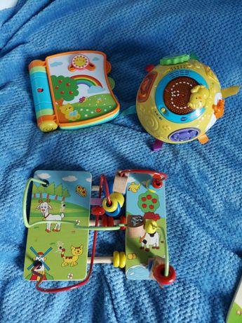 Zabawki dla malucha Kula chula vtech