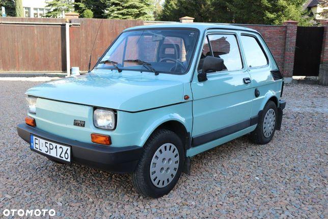 Fiat 126 FL 1994 68 tys. km. Piękny rzadki kolor, w pełni sprawny,