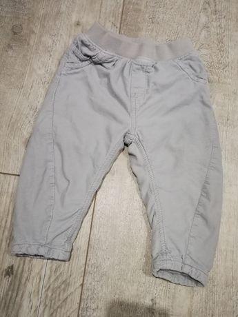 Spodnie r. 86 Next