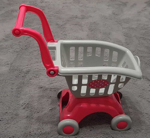 wózek na zakupy do zabawy
