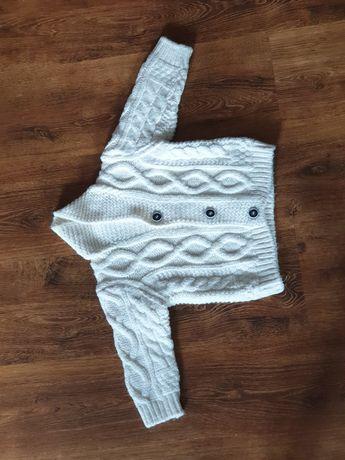 Sweter dla chłopca zara rozmiar 80